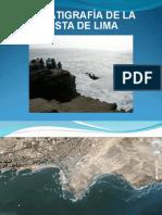 Estratigrafía de La Costa de Lima