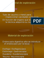 7. Material Exploración