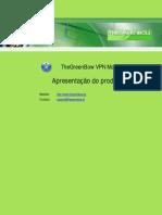 Cliente VPN Mobile TheGreenBow - Apresentação do produto