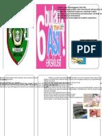Leaflet Asi Eksklusif ADEL