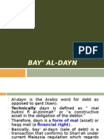 Bay' al-Dayn