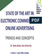 E Commerce&OnlineAdvertising