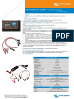 Datasheet Automotive IP65 Charger