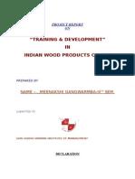 Greviance Handlind Iwp Report