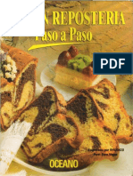 La Gran Reposteria Paso a Paso (Tomo3)