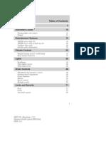 07 Ford Mustang Manual