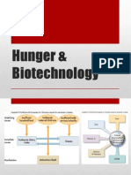 Hunger and Bitechnology