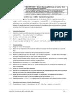 Standard Compaction Method 4.3.3