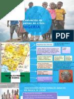 Evaluacion Pais en Crisis Nigeria