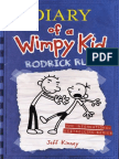 Diary of a Wimpy Kid - Rodrick Rules