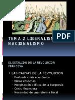 Tema2 Liberalismo y Nacionalismo