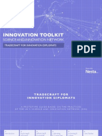 Innovation Policy Toolkit - Tradecraft for Innovation Diplomats