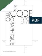 Code Typo