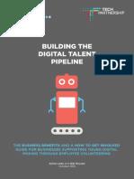 Building the Digital Talent Pipeline