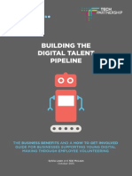 Building the Digital Talent Pipeline