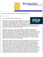 Achieve's July 2009 Perspective Newsletter