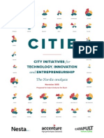 CITIE - The Nordic Analysis
