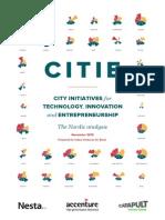 CITIE - The Nordic Analysis