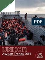 Asylum Trends 2014