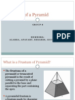 Frustum of a Pyramid