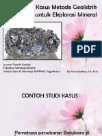 3. Studi Kasus Metode Geolistrik