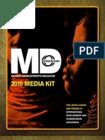 MD Media Kit 2010