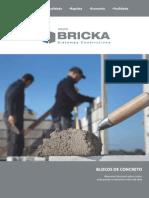 Catalogo de Blocos BRICKA