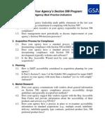 Compliance Indicators Introduced IDEAS 06v2