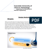 Winglet Thesis