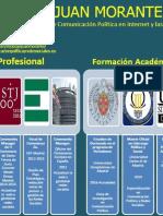 Currículum de Jorge Juan Morante
