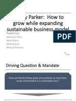 Darby Parker case study