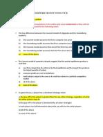 Quiz 5 - Microeconomics Pindyck and Rubinfeld MCQ questions
