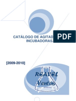 CATÁLOGO DE AGITADORES