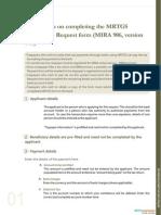 MIRA 906_MRTGS Remittance Request