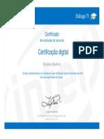 Certificacao Digital