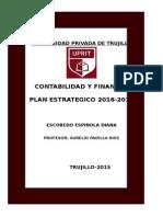 Plan Estrategico Institucional d El Muni Otuzco