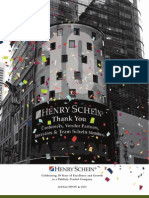 Henry Schein Annual Report 2005