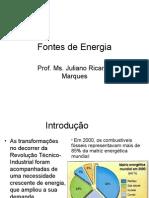 Aula7-Fontes de Energia