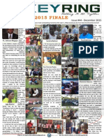 Key Ring Issue 44 - 2015 Finale