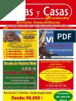 Revista Casas y Casas Abril 2010 Murcia