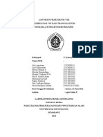 PERCOBAAN VII (Pembuatan Cis & Trans-Kalium Dioksalatodiakuokromat (III))