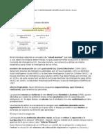 Atención Diversidad - Resumen