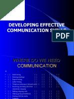 Communication Skills COMPLETE NIAM