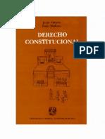 Derecho Constitucional - Jorge Carpizo