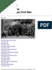 Marx Engels Writings on the North American Civil War