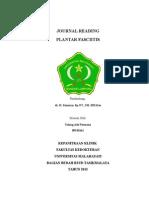 Journal Reading (Plantar Fasciitis)