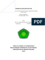 HUKUM ISLAM DAN POLITIK.docx