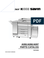 Parts Catalog´s Ricoh6645_55_65