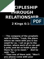 Discipleship Through Relationship Part 1