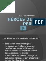 HÉROES DEL PERÚ Completo Ficha